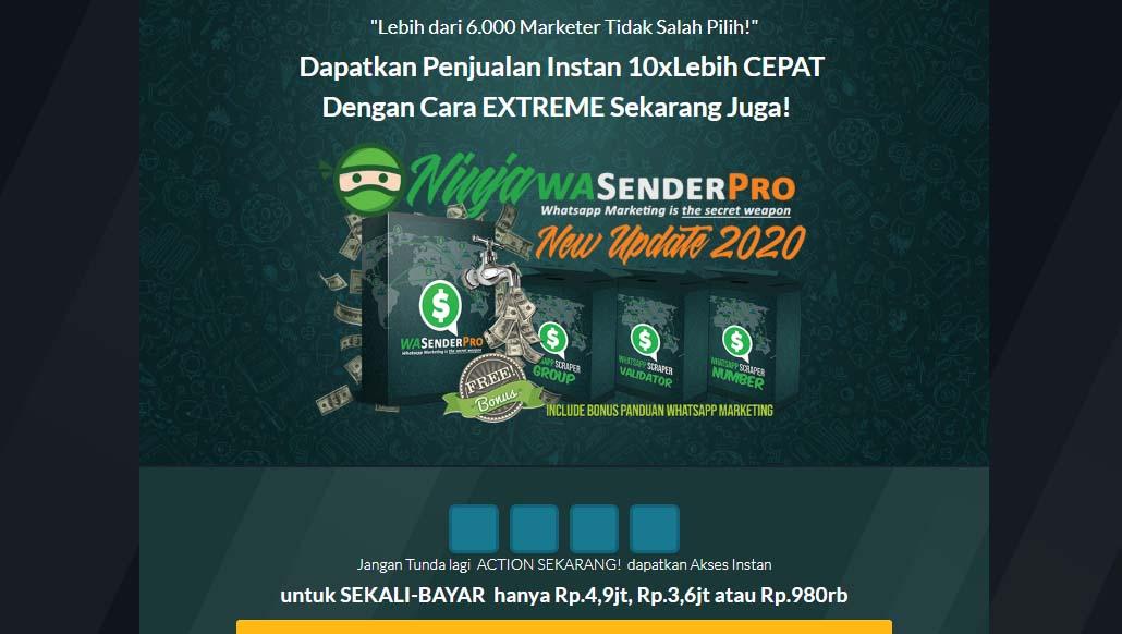 Database Pelanggan di Banten adalah Raja