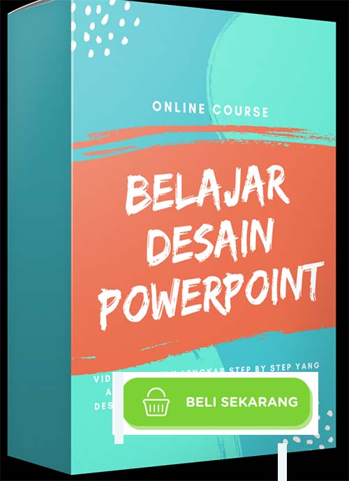 Harga Belajar Desain Powerpoint