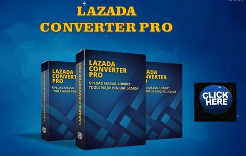 Lazada Coverter Pro