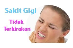 Pengalaman Sakit Gigi