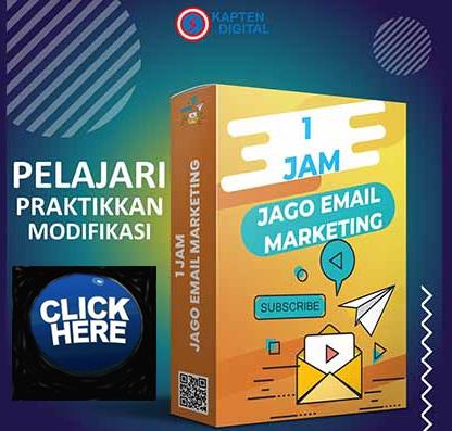 1 Jam Jago Email Marketing