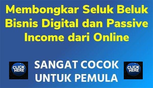Seluk Beluk Bisnis Digital